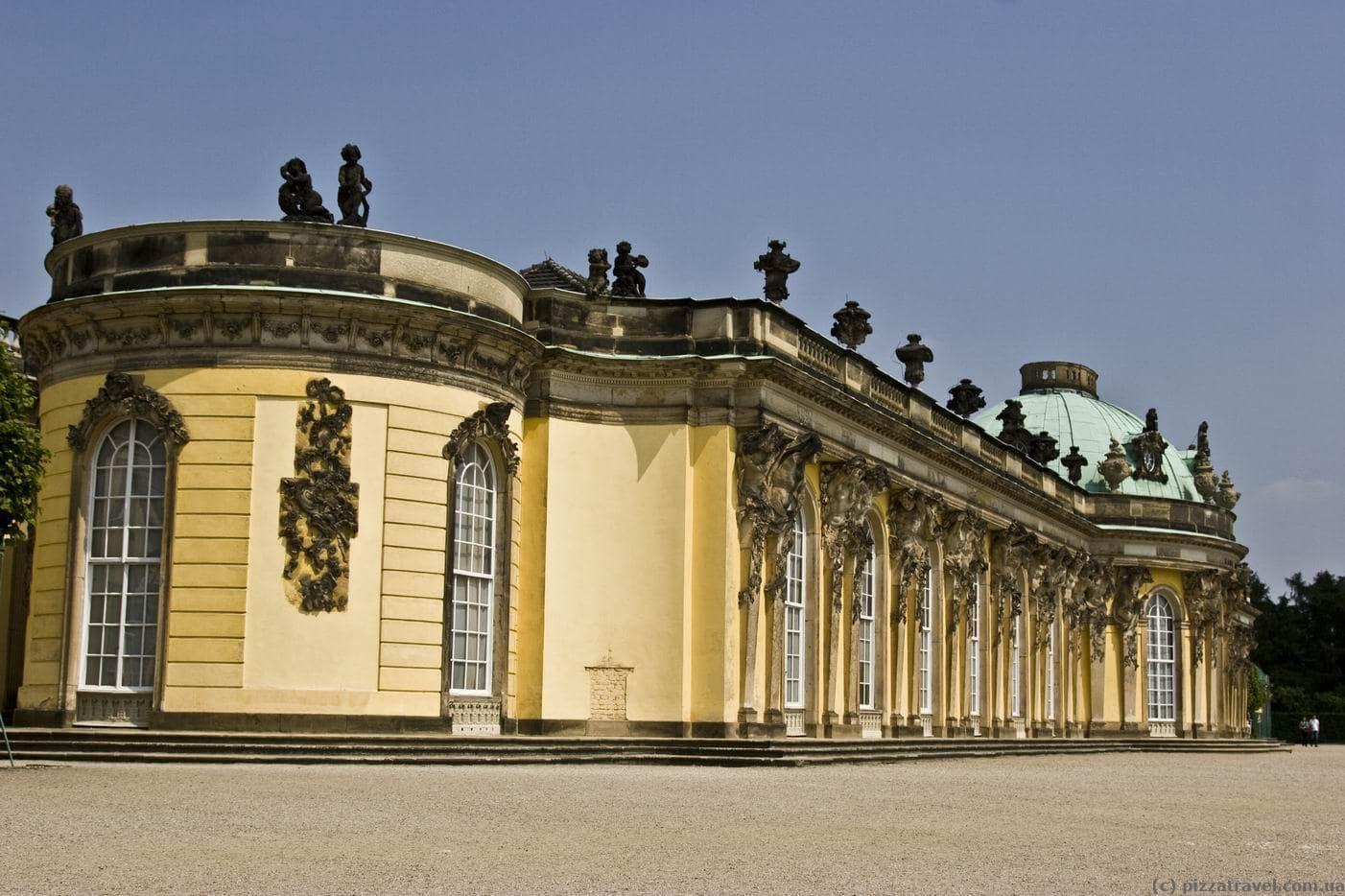 بنا های دیدنی و باغ دیدنی در آلمان