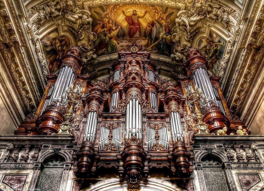 شکوه کلیسای جامع برلین