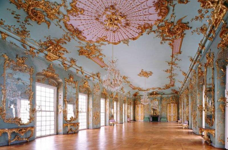 کاخ شارلوتنبورگ برلین آلمان