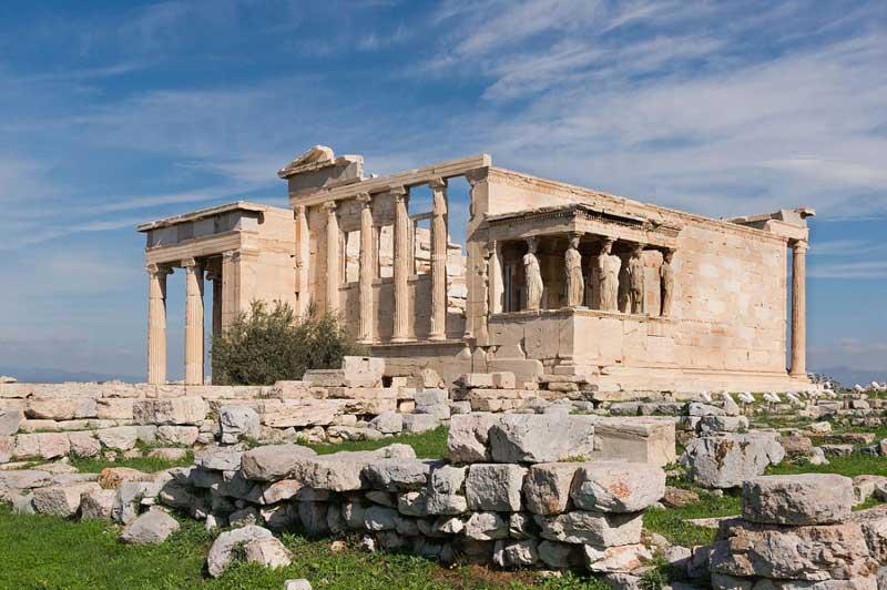 بنای تاریخی و معبد آکرو پلیس در کجاست