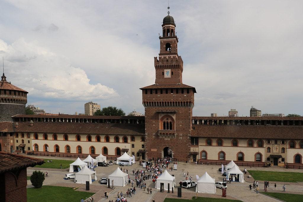 قلعه های اسپانیا