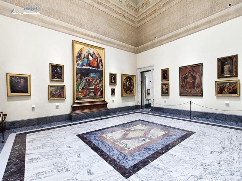 موزه پیناکوتیکا از موزه های واتیکان