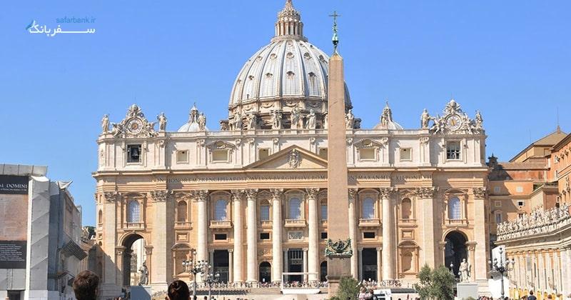 موزه واتیکان در شهر رم