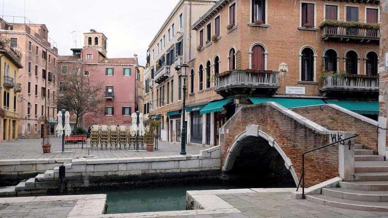 معماری ونیز ایتالیا کجاست