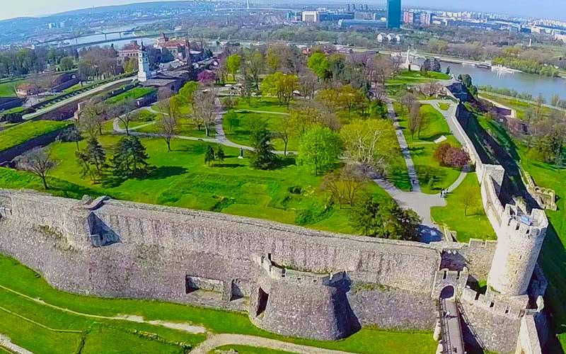 قلعه بلگراد و بازدید از آن