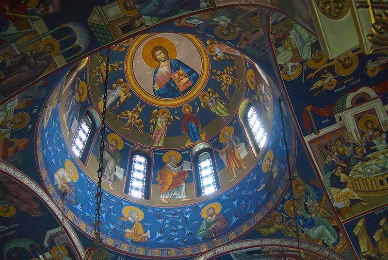 کشور صربستان کلیسای سنت ساوا