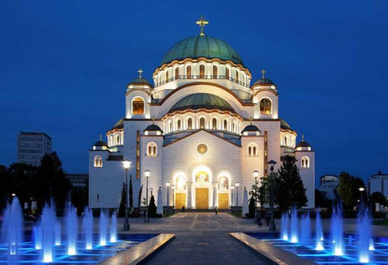 کلیسای سنت ساوا