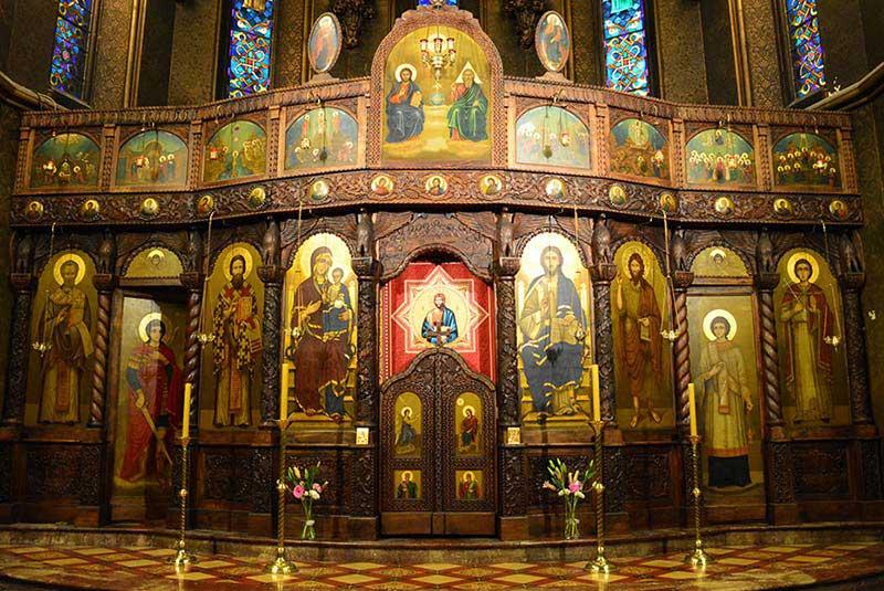 بازدید از کلیسای سنت ساوا بلگراد