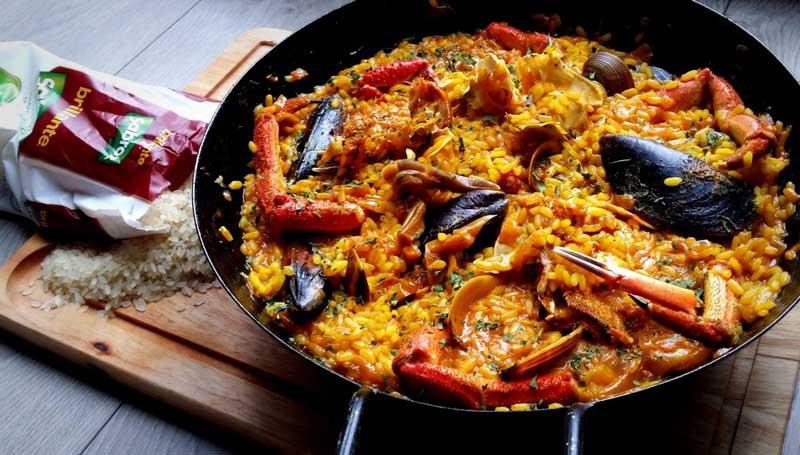 غذا های بارسلونا