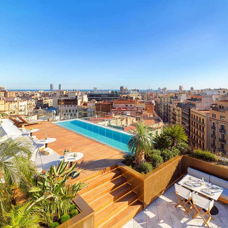 اقامت در هتل های بارسلونا