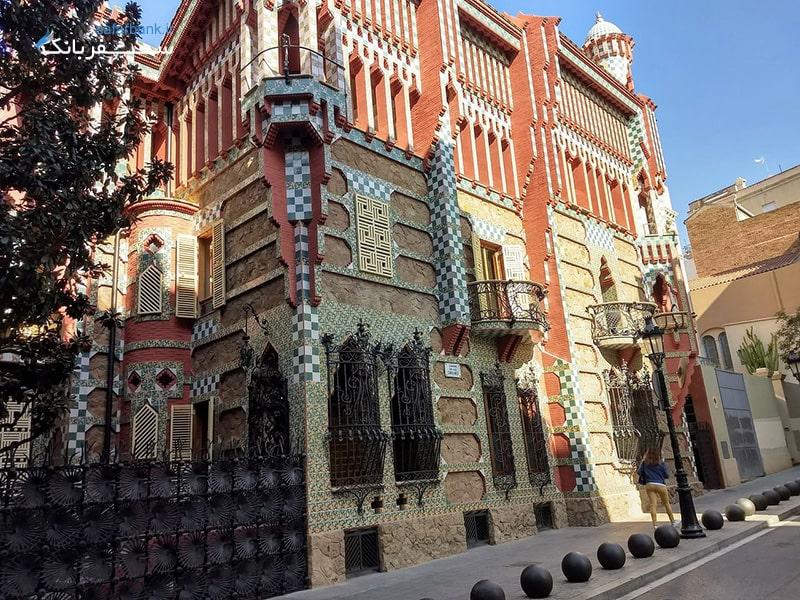 کازاویسنس در بارسلونا اسپانیا