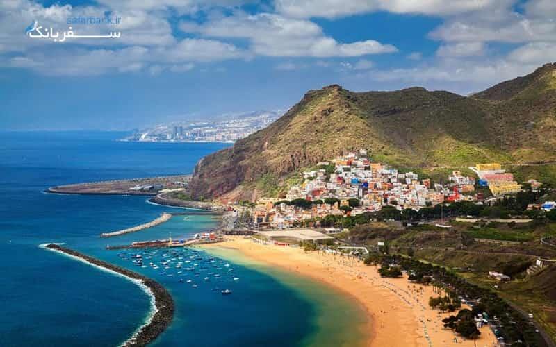 جزایر قناری در اسپانیا از دیدنی های دنیا