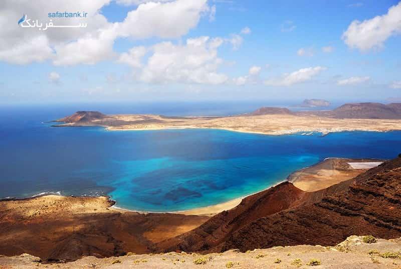 دومین جزیره جزایر قناری
