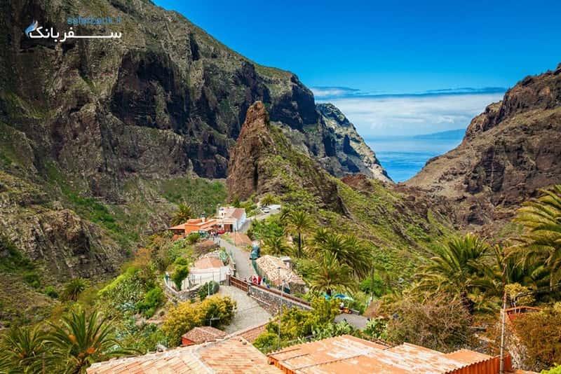 جزایر قناری در کشور اسپانیا