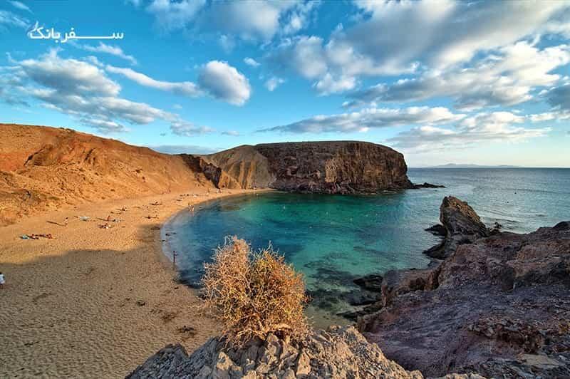 لانزاروته از جزایر قناری