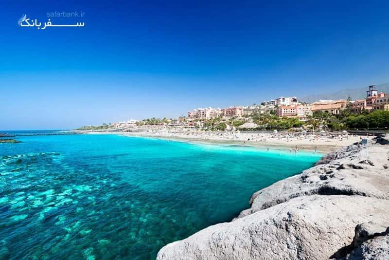 تنریف بزرگ ترین جزیره جزایر قناری