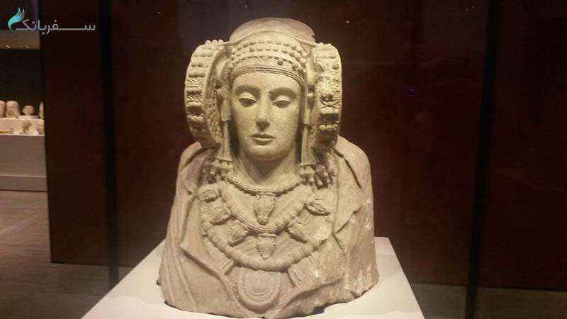 موزه باستان شناسی اسپانیا در مادرید