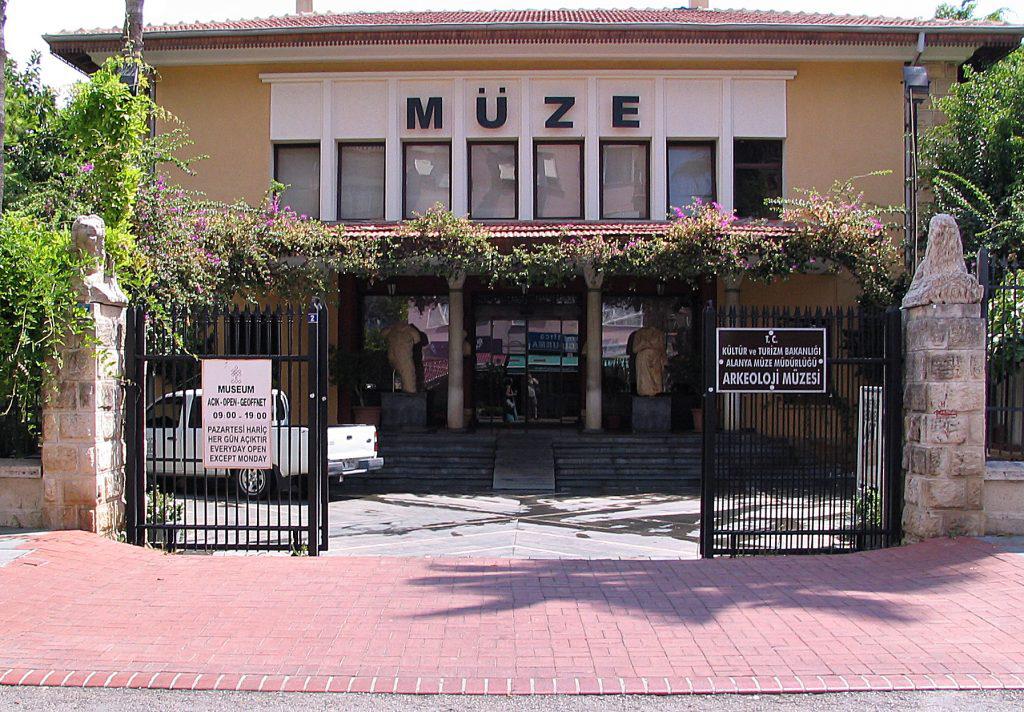 موزه باستان شناسی آلانیا در تور ترکیه