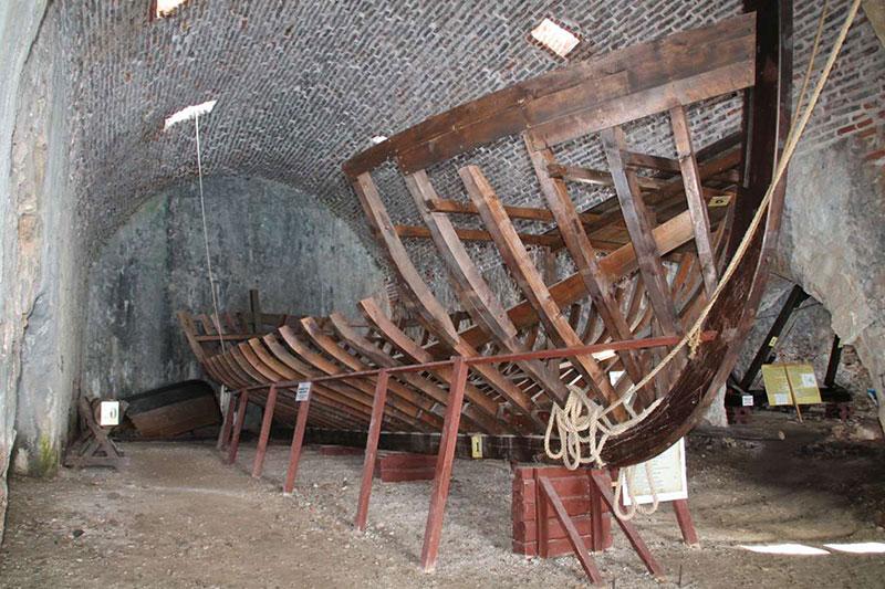 بندر کشتی سازی در قونیه