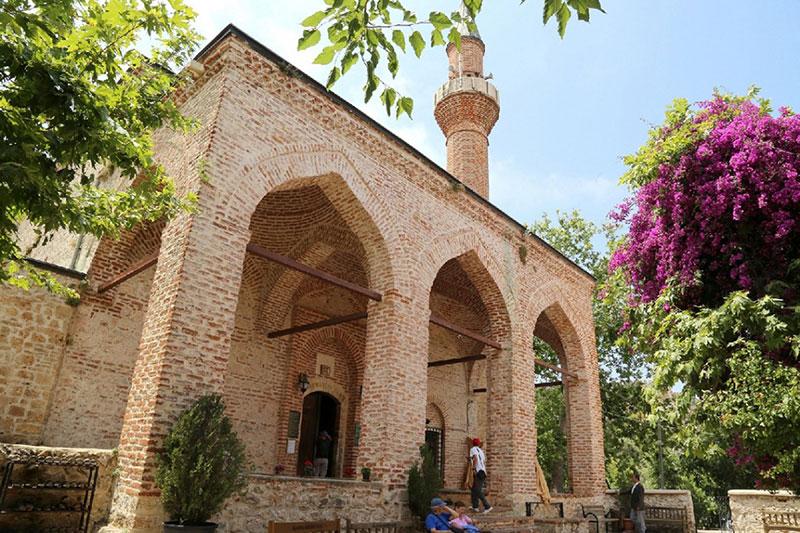 مسجد سلیمانیه در آلانیا