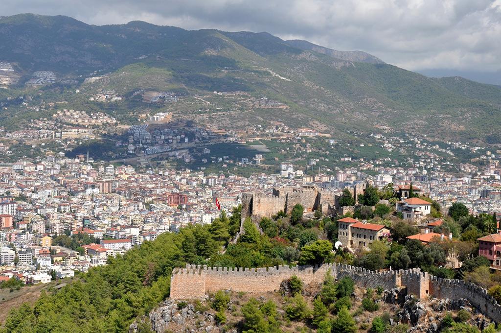 قلعه آلانیا