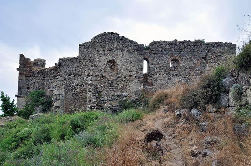 شهر باستانی سیدار در ترکیه