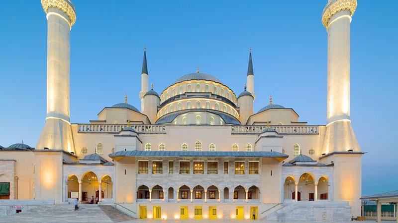 مسجد کجا تپه در آنکارا