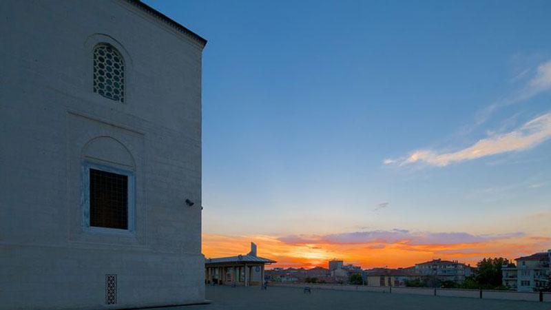 مسجد کجا تپه در تور گردشگری ترکیه