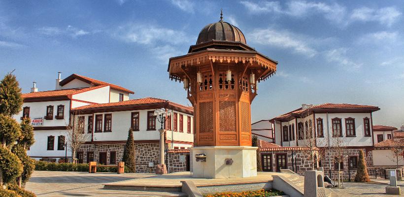 محله تاریخی هامانو در آنکارا