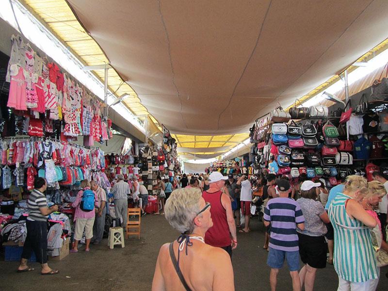 بازار بدروم ترکیه از دیدنی های تور ترکیه