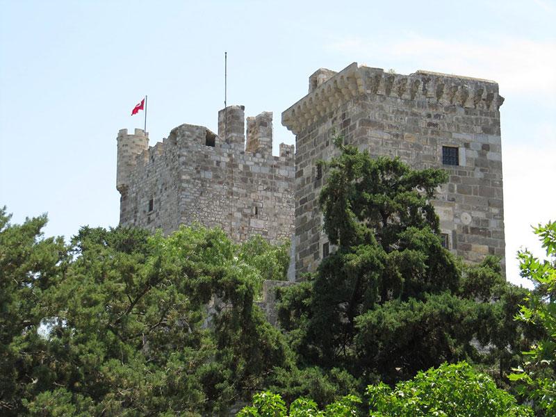 قلعه سنت پیتر در بدروم
