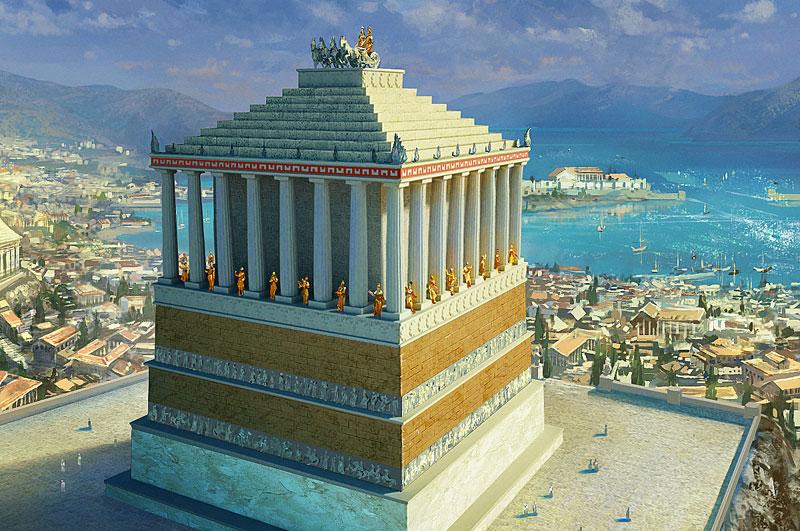 آمفی تئاتر تاریخی بدروم در تور ترکیه