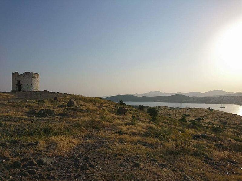 تور بدروم ترکیه و بازدید از مناطق دیدنی ترکیه