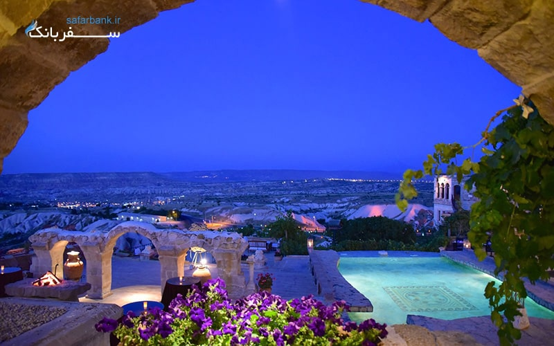 هتل های کاپادوکیا در ترکیه