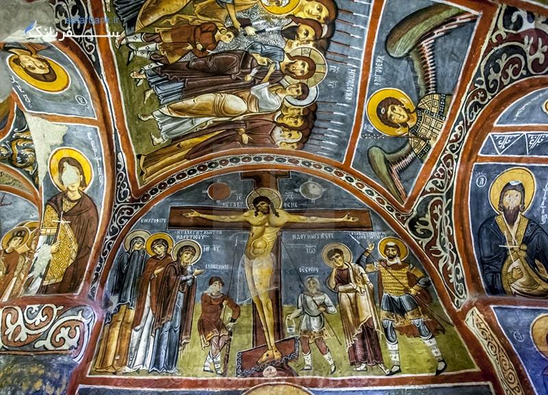 کلیسا های کاپادوکیاکلیسای المالی
