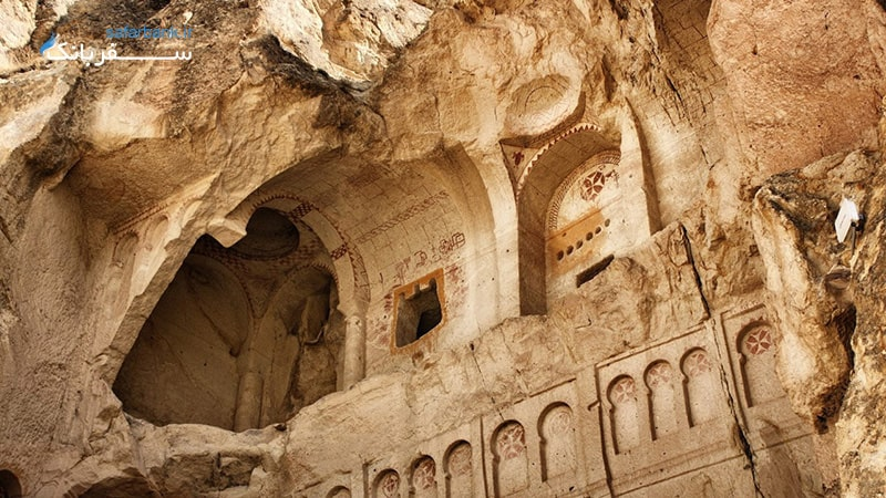 کلیسا های ترکیه کاپادوکیا