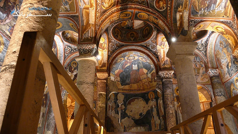 بازدید از کلیسا های ترکیه