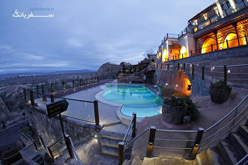 هتل های کاپادوکیا