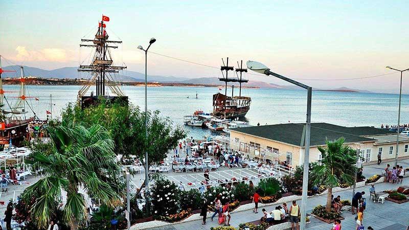 تور گردشگری ترکیه و جاذبه های دیدنی شهر دیدیم