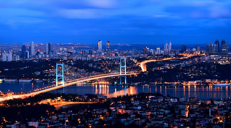 تنگه بسفر و بازدید از جاهای دیدنی استانبول