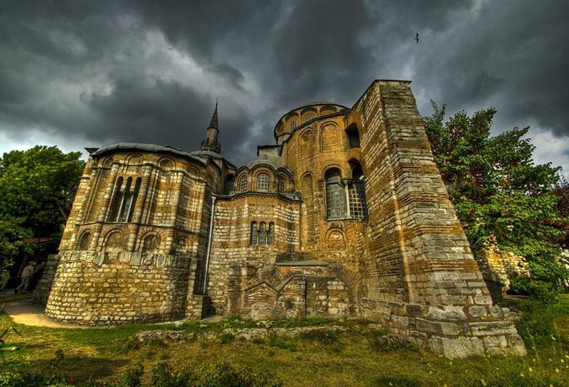کلیسای چورا از اماکن دیدنی تور استانبول ترکیه
