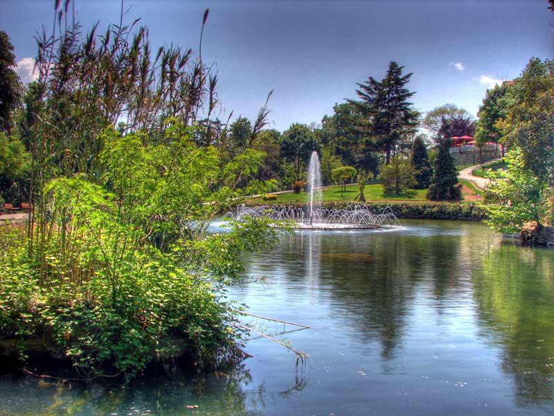 پارک امیرگان ترکیه در شهر استانبول