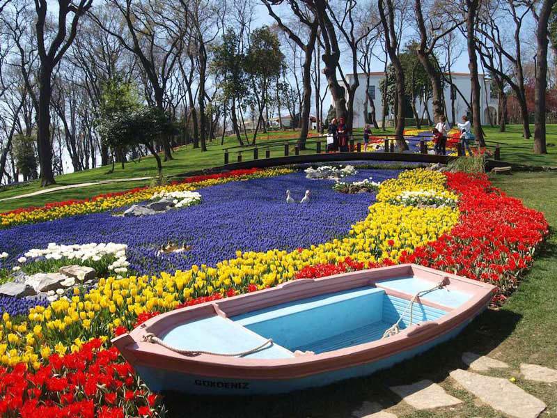 جاهای دیدنی استانبول، پارک امیرگان استانبول