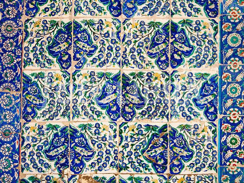 زیارتگاه و مسجد ایوب سلطان از دیدنی های ترکیه و شهر استانبول