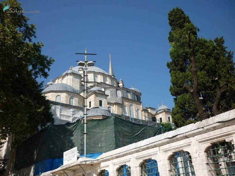 مسجد سلطان فاتح