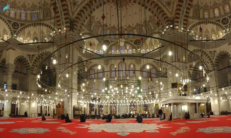 مسجد سلطان فاتح در استانبول