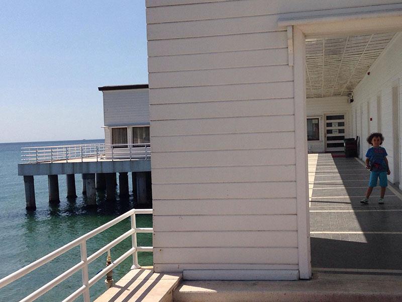 عمارت دریایی آتاتورک