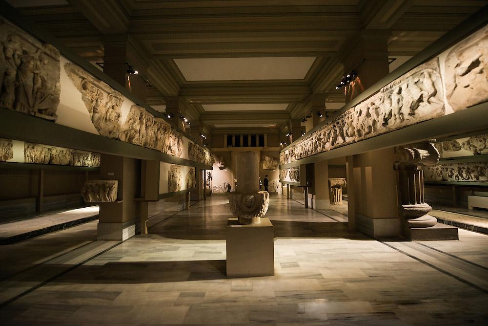 موزه های استانبول، موزه باستان شناسی استانبول
