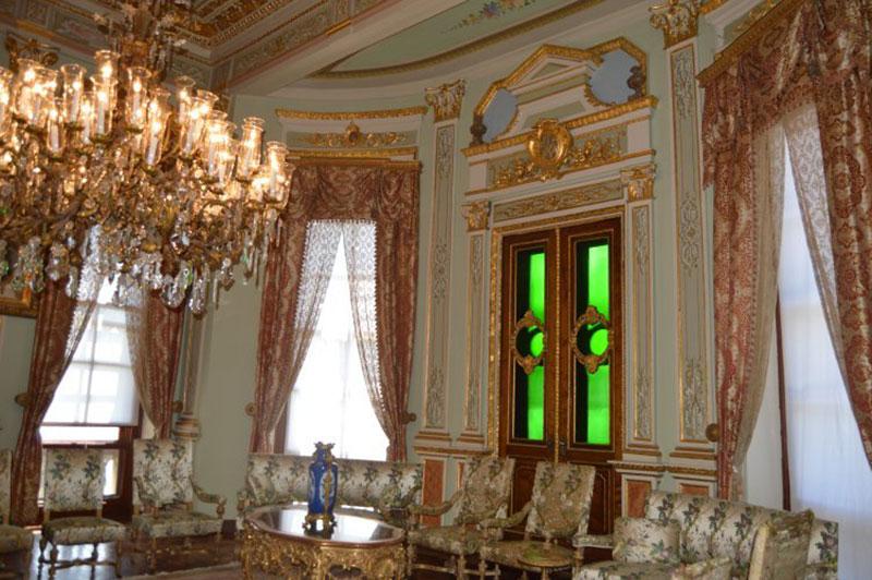 قصر تابستانی عثمانی