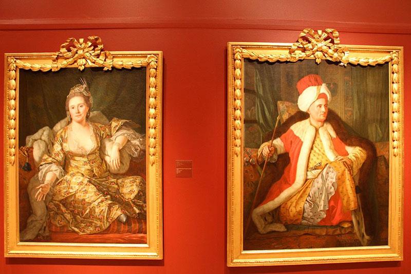 موزه هنری پرا ازدیدنی های استانبول